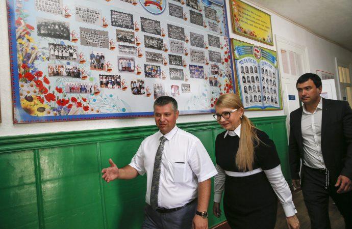 Юлія Тимошенко на Житомирщині, 16.07.2019