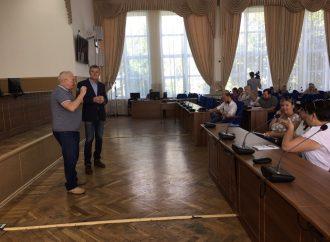 Юрій Одарченко: Ми вимагатимемо скасувати закон про загальнобудинковий лічильник води