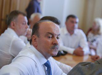 Михайло Цимбалюк: Зміни, яких очікує український народ, повинні проводити без порушень