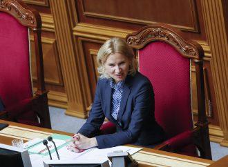 Олена Кондратюк: Неприпустимо змінювати законотворчий процес та обмежувати права всіх народних депутатів під конкретні політико-економічні рішення