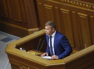 АндрійПузійчук: Будемо й далі боротися за право українців бути господарями на власній землі