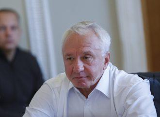 Олексій Кучеренко: Результати фінансового аудиту НКРЕКП розгляне Рахункова палата