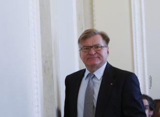 Григорій Немиря зустрівся зі спеціальним радником голови Єврокомісії щодо відносин з Україною