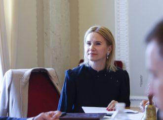 Олена Кондратюк: Кримська платформа за участі 46 країн – також повинна мати активний парламентський вимір