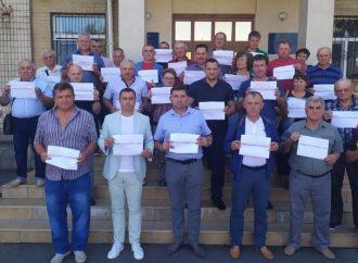 Херсонська «Батьківщина» виступає проти продажу землі іноземцям