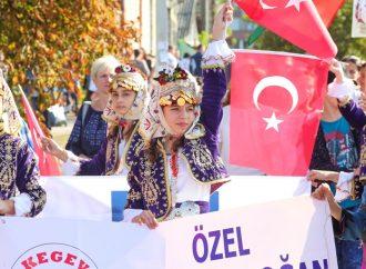 У Черкасах відбувся Марш єдності та дружби за участю партійців