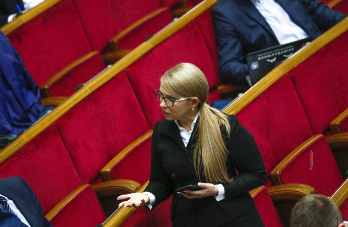 Виступ Юлії Тимошенко щодо проекту бюджету 2020, 18.10.2019