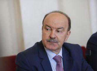 Михайло Цимбалюк: Підтримка спорту, як і підтримка української культури, мови, – наша зброя перед агресором у тилу