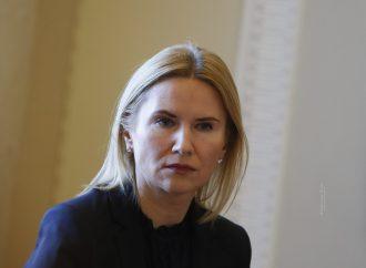 Олена Кондратюк: Потрібно припинити порочну практику, коли політична доцільність перемагає основні засади Конституції України