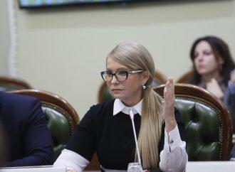 Зупинити розпродаж землі: Юлія Тимошенко домоглася парламентських слухань і розгляду альтернативних законопроєктів