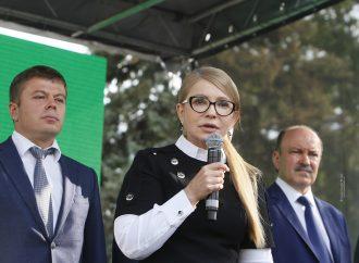 Юлія Тимошенко: Наша формула – мир на українських умовах