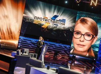 Юлія Тимошенко – гість ефіру на телеканалі NewsOne, 12.10.2019