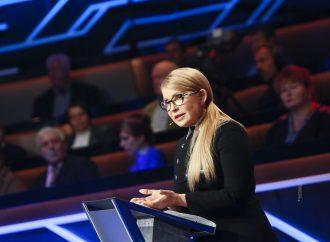 Юлія Тимошенко: Закон про продаж землі треба негайно відкликати