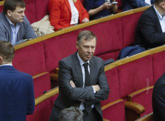 Сергій Соболєв закликав парламент бути єдиним у відстоюванні національних інтересів України