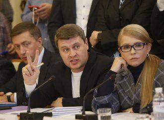 Юлія Тимошенко: Не можна провести рішення про продаж землі за спиною народу