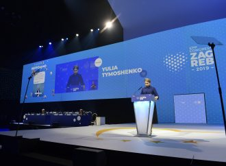 Мир в Україні не повинен досягатися шляхом капітуляції, – Юлія Тимошенко у Загребі