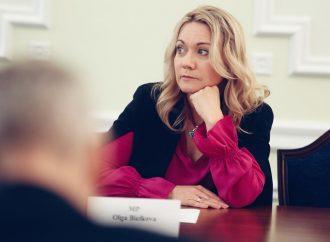 Ольга Белькова: Діалог із міжнародними партнерами вкрай важливий для парламенту
