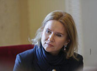 Олена Кондратюк: Не можна забувати про високу ціну нашої свободи й демократії