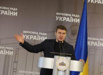 Вадим Івченко: «Батьківщина» захистить аграріїв і не допустить розпродажу українських земель