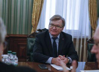 Григорій Немиря зустрівся з делегацією Європейського форуму за демократію та солідарність