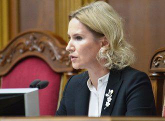 Олена Кондратюк: Безпека журналістів – відповідальність влади