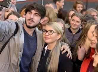 Янголи-охоронці української державності, – Юлія Тимошенко привітала з Міжнародним днем студентів