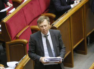 Сергій Соболєв: Влада планує розправлятися з політичними опонентами, прикриваючись законом про боротьбу з фінансуванням тероризму