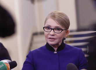 Юлія Тимошенко: Наше завдання – не дати владі позбавити людей землі