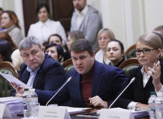 Вадим Івченко: Розгляд земельних законів в закритому режимі – пастка для народу