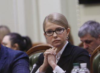 «Батьківщина» проти Закону про особливий статус Донбасу, який прямо порушує Конституцію України