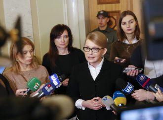 Депутати підтримали законопроєкт Юлії Тимошенко про захист прав боржників при здійсненні колекторської діяльності