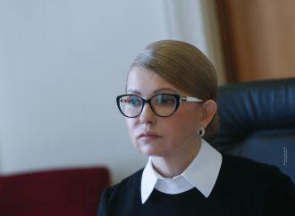 Юлія Тимошенко: Долю української землі має вирішити її справжній власник – народ