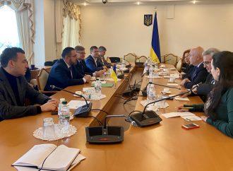 Григорій Немиря зустрівся з Президентом Парламентської асамблеї ОБСЄ