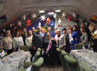 Олександра Плахотніка знову обрано головою «Батьківщини» у Кам'янському