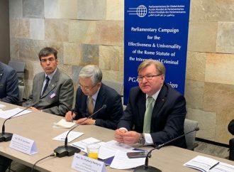 Григорій Немиря: Україна має ратифікувати Римський статут у 2020 році