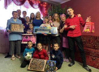 «Батьківщина» Нікополя підтримує багатодітну родину