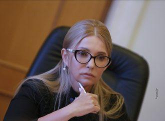 Юлія Тимошенко: Внутрішні ресурси – основа для відродження вітчизняної економіки