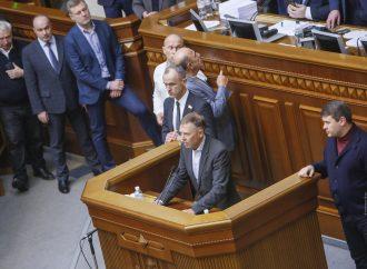 Сергій Соболєв: Тільки народ має право вирішувати долю української землі