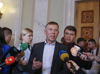 Сергій Соболєв: Фракція «Батьківщина» голосуватиме за відставку чинного уряду і не підтримуватиме новий склад Кабміну