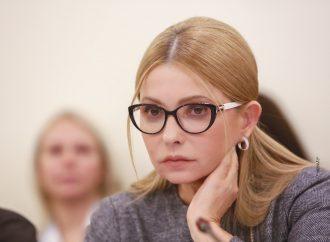 Юлія Тимошенко: Долю української землі може визначати лише сам народ – ми наполягатимемо на референдумі