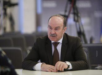 Михайло Цимбалюк: Українська мова потребує захисту