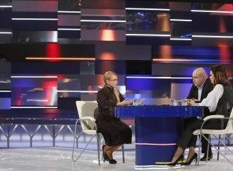 Юлія Тимошенко: Влада не пройшла «тест на коронавірус», українці змушені захищатися самі