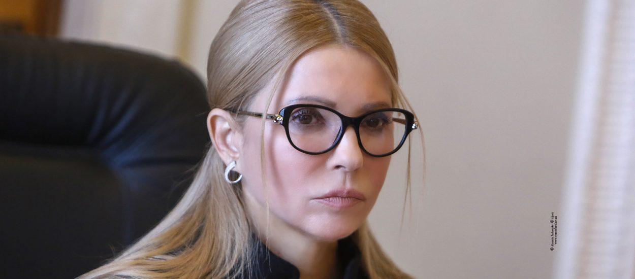 Юлія Тимошенко: Наша головна вимога – референдум