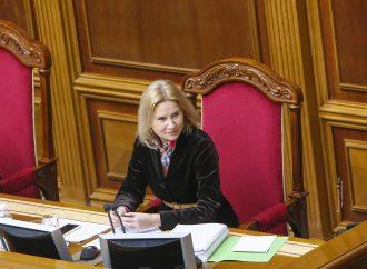 Олена Кондратюк: Вирішуючи долю землі, влада мусить запитати думку людей на референдумі