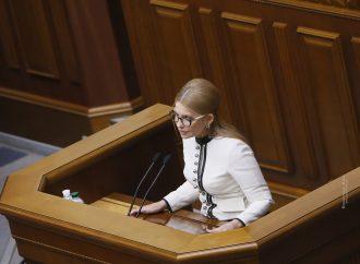 Юлія Тимошенко: Мусимо протистояти намаганням влади позбавити українців землі