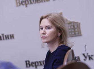 Олена Кондратюк: Уряд мусить надати публічний звіт про ситуацію в Держрезерві
