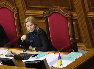 Олена Кондратюк: Мусимо вибудувати чітку зрозумілу політику в інтересах збереження життів тисяч наших співгромадян