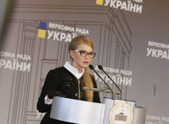 Юлія Тимошенко: В умовах кризи неприпустимо вганяти країну в боргове ярмо – потрібна кардинальна зміна економічного курсу