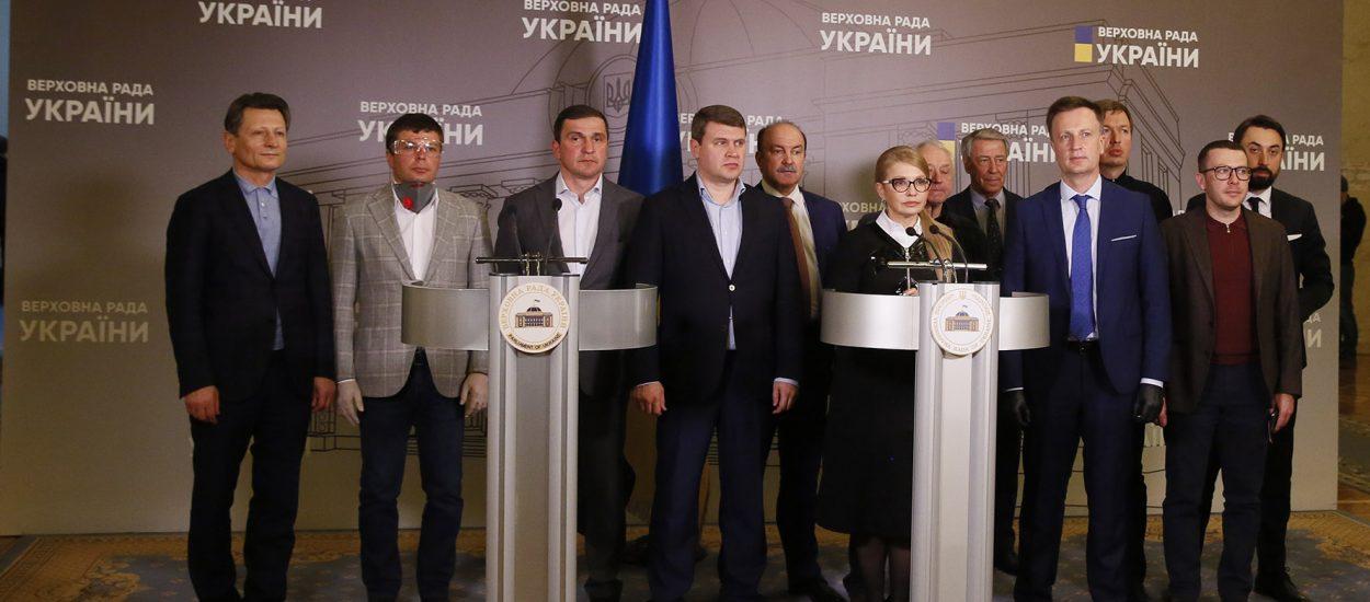 Юлія Тимошенко:Наше завдання – повернути українцям право бути господарями на власній землі