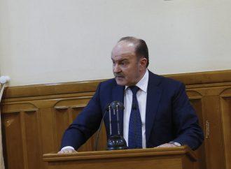 Михайло Цимбалюк: Конституційний суд має всі підстави визнати незаконним голосування про продаж землі